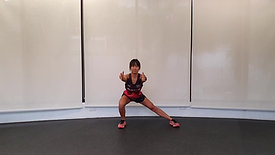 Lateral Low Lunge