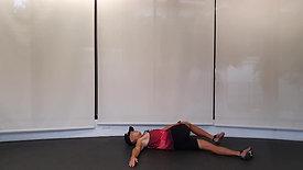 Spinal Rotation Stretch