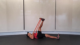 Resistance Band Tendon Stretch