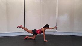 Quadruped Leg Lift