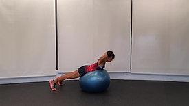 Swiss Ball Extension