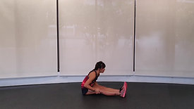 Bilateral Seated Forwards Bend
