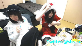 Naughty Santa has arrived (˘◡˘) Riku generally answers (´ ・ ◡ ・ ` ♥) [Asami 0601]