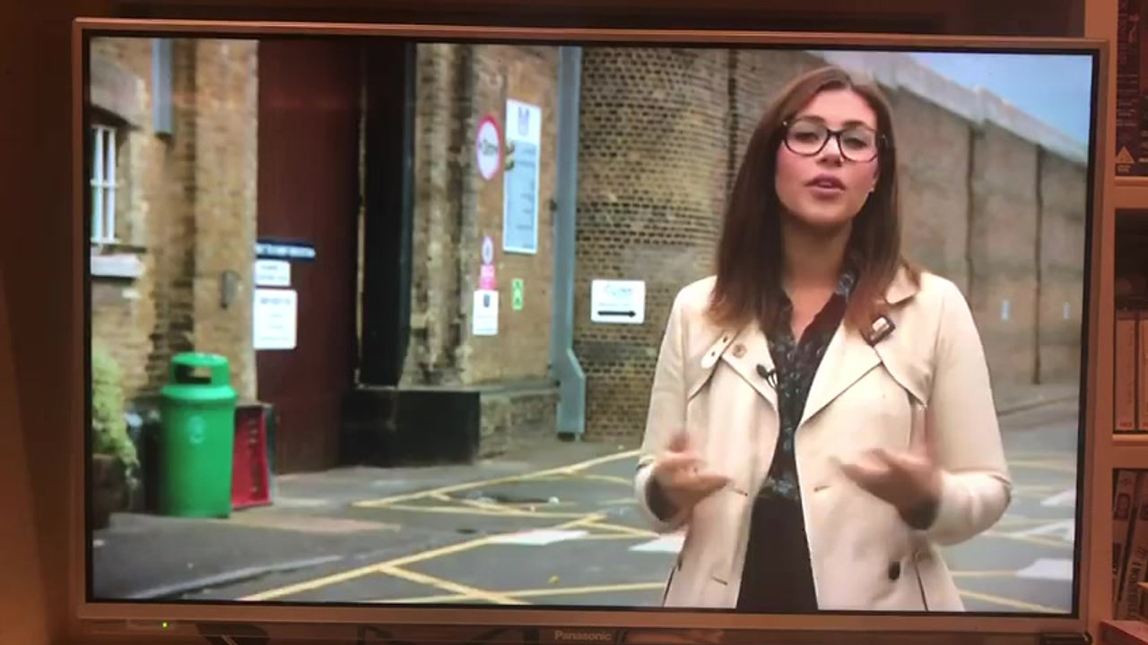 BBC London News Sunday 22 September 2019