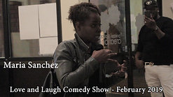 Feb 15th Love and Laugh Comedy Show