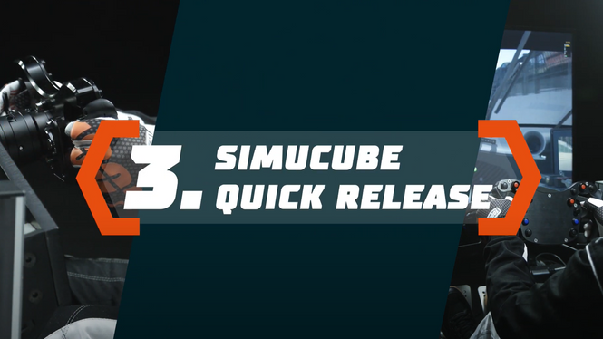 Simucube 2 Tutorial: Quick Release