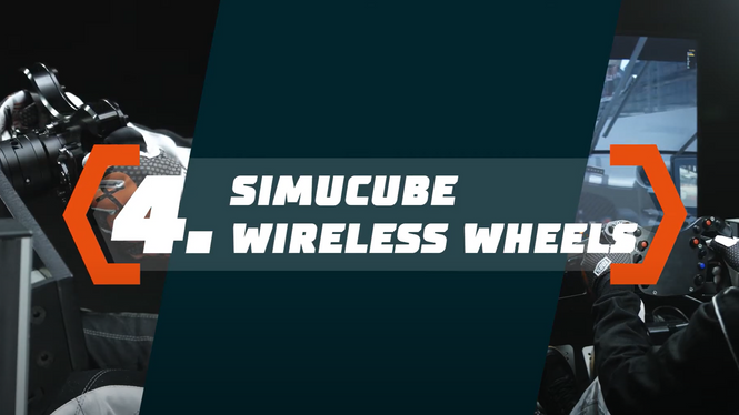 Simucube 2 Tutorial: Wireless Wheels