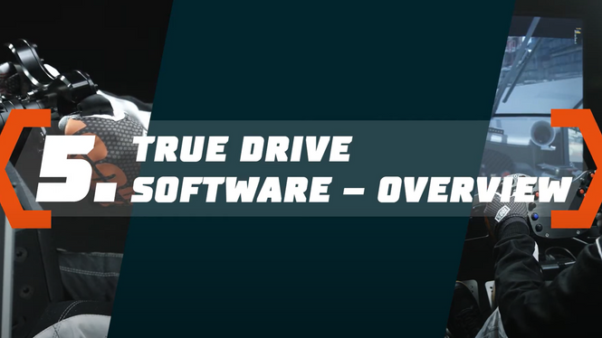 Simucube 2 Tutorial: True Drive Software Overview