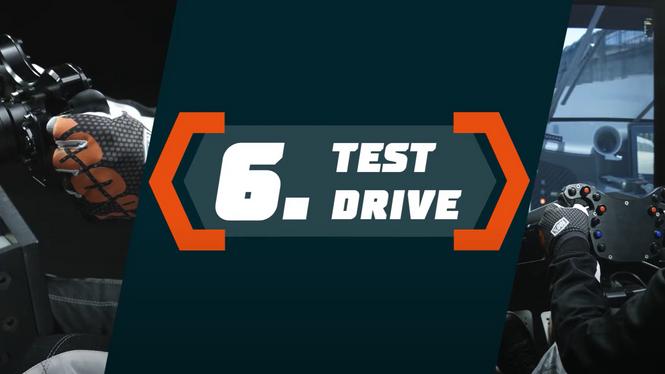 Simucube 2 Tutorial: Test Drive