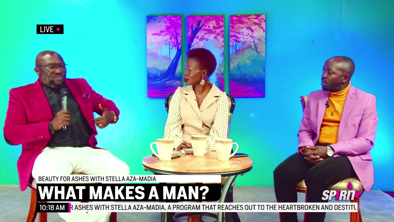 What Makes a Man?