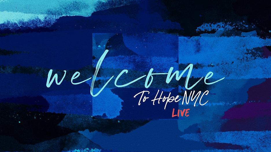 HopeNYC Live