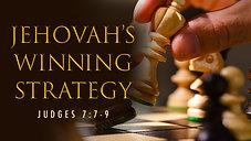 "Jehovah""s Winning Strategy   Pastor Sharo"