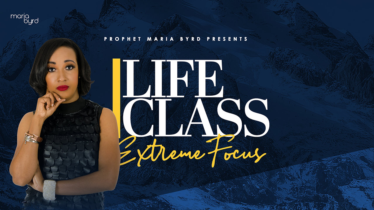 Life Class: Extreme Focus On Demand