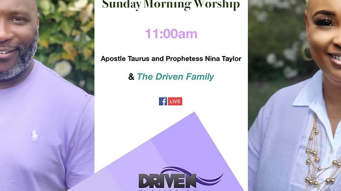 Driven Ministries on Facebook Watch