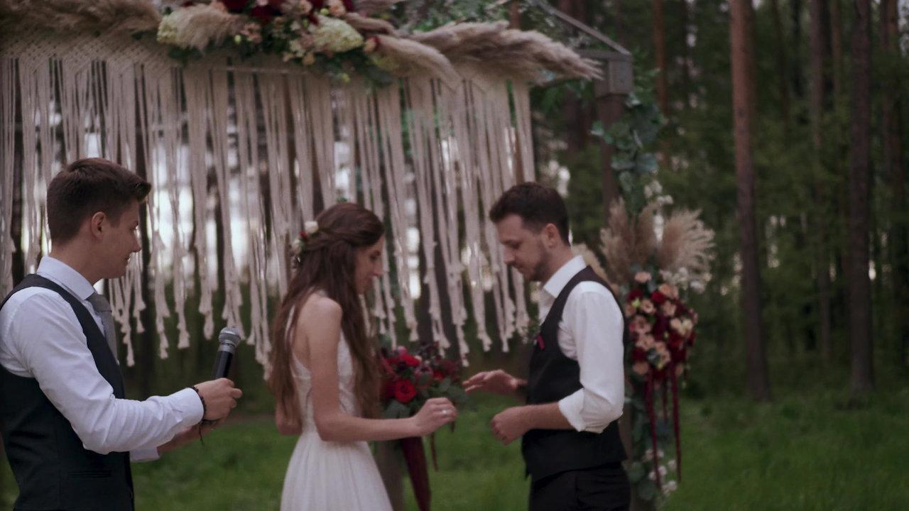 SDE: Свадьба Ани и Юры