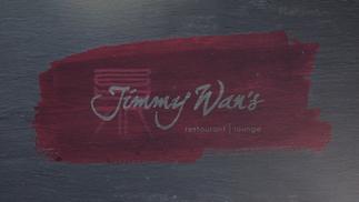 Jimmy Wan's Restaurant - Promotional