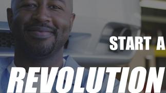 ATI - Start a Revolution - Facebook Ad