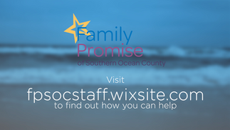 Family Promise - South OceanCounty - Promo