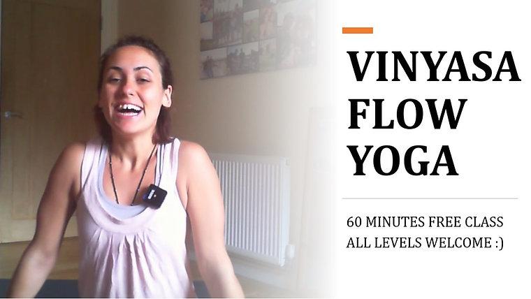 Yoga with Amari yoga