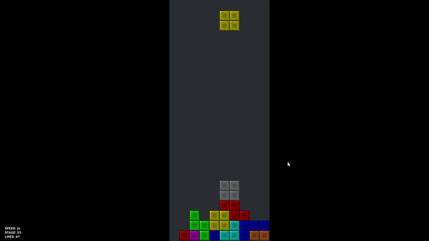 Tetris Gameplay