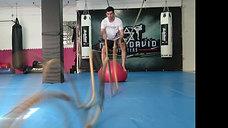 אימון פונקציונאלי MMA