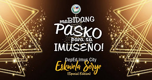 2020 SDO Imus City Christmas ID