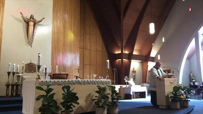 Mass, Sunday September 13