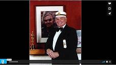 Ernest Borgnine with Commander Seale