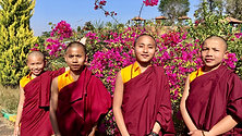 How to become Buddhist monk and nun?