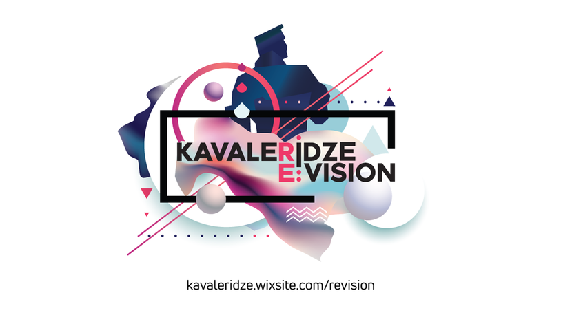 Video about Kavaleridze.RE:VISION project