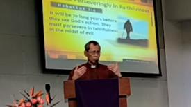 Saved Livestream for CGMC Sunday service