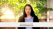 Intern to VP Harvard-Westlake