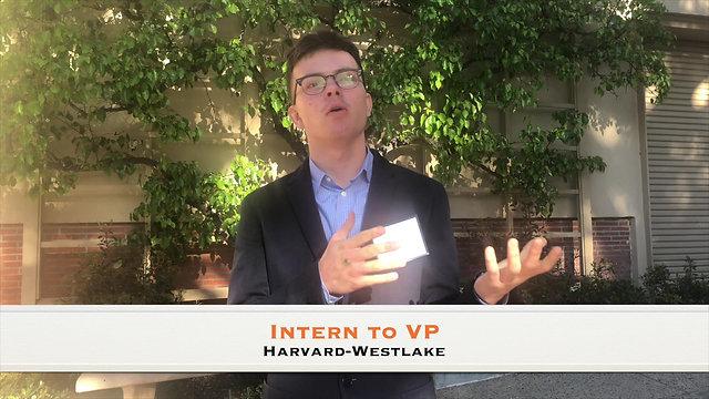 Intern to VP® Testimonials