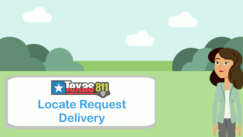 Texas811 Notification Delivery