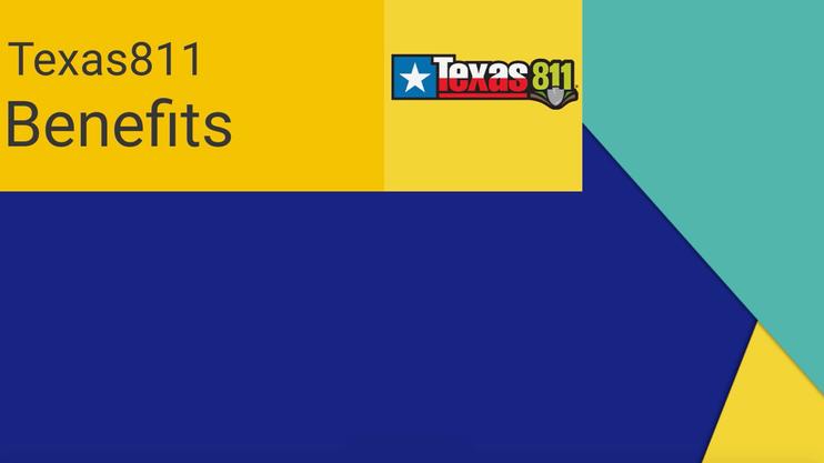 Texas811 Member Benefits Revised