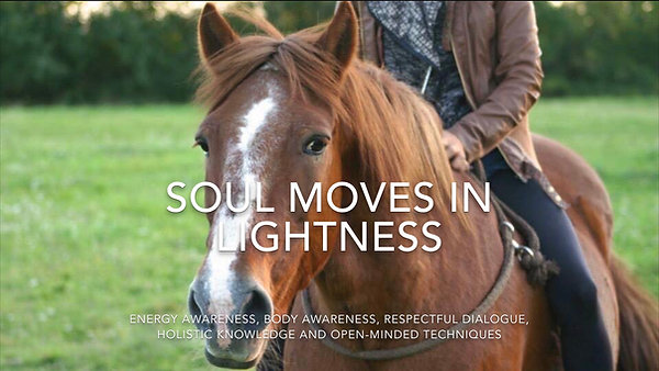 Soul moves in Lightness