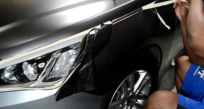Hyundai Sonata Quarter Panel