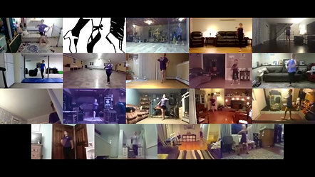 Jazz & Hip Hop Virtual Recital Dance