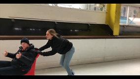 Schaatsen in Gent