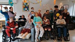 Huis 11-12 Zwalm steunt de pyjamadag