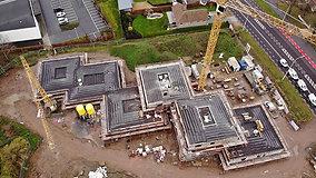 Update 4 Nieuwbouwproject Kluisbergen