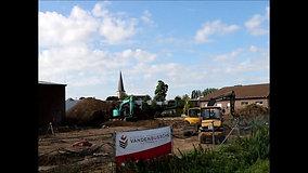 Update 6 Nieuwbouwproject Kluisbergen