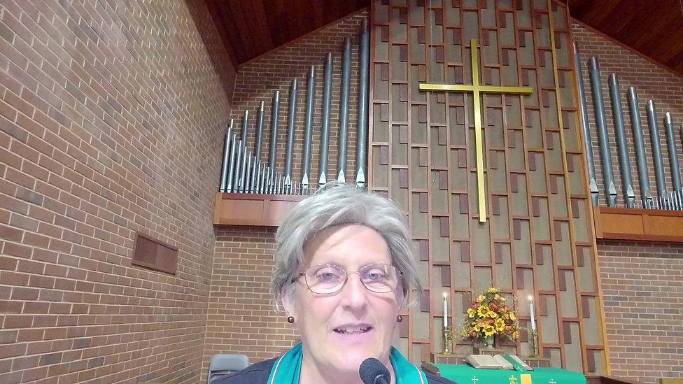 Eighteenth Sunday After Pentecost September 26, 2021