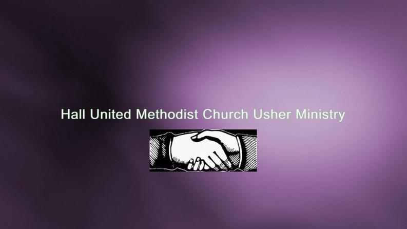 Ushers Ministry