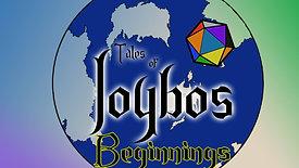 Tales of Ioybos Beginnings - RagrAfe PART 1