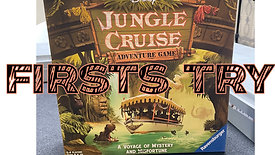 First Try - Jungle Cruise