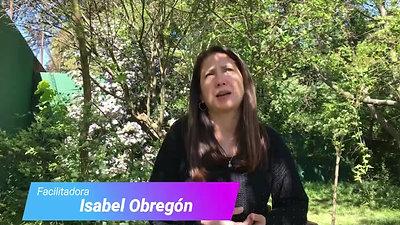 Facilitadora Isabel Obregón