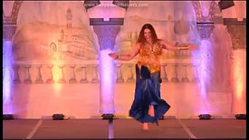 Oriana at 2017 Belly Dance Masters
