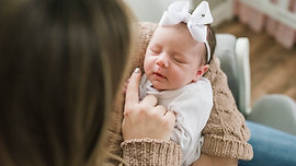 Saylor Grace | Lifestyle Newborn Film