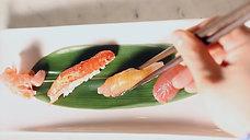 Shibuya sushi restaurant